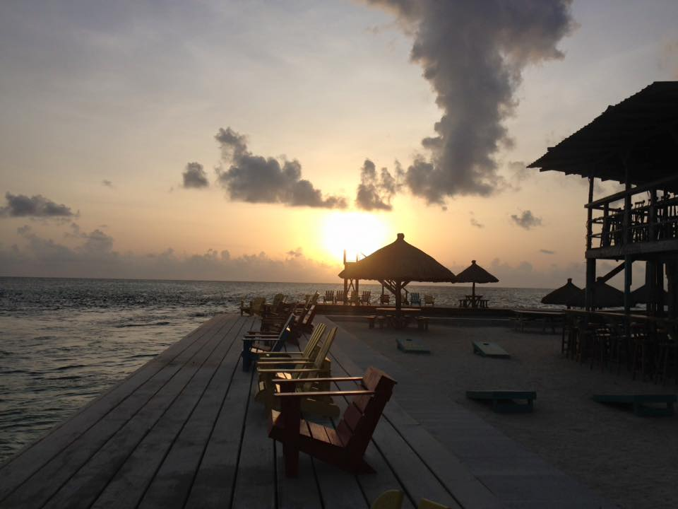 yoga for healthy sleep patterns; sunrise yoga in Belize